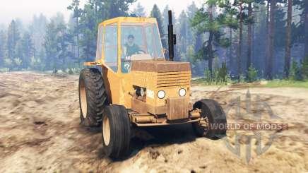 Valmet 502 v4.0 para Spin Tires