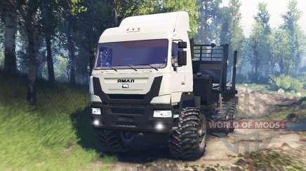 El Yamal-6 v3.0 para Spin Tires