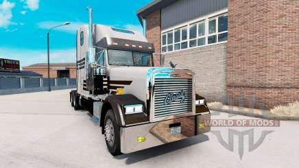 Freightliner Classic XL v2.0 para American Truck Simulator