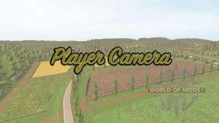La vertical de la posición de cambio de la cámara para Farming Simulator 2017