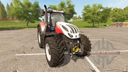 Steyr Terrus 6300 CVT ecotec para Farming Simulator 2017