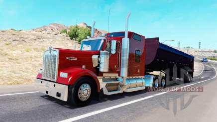 El aumento de la velocidad en el tráfico de mercancías para American Truck Simulator