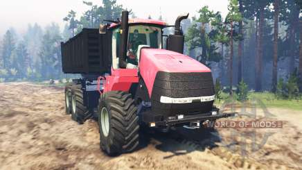 Case IH 620 Turbo para Spin Tires
