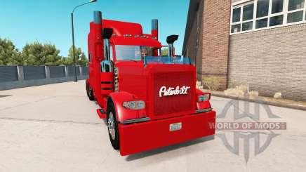 Peterbilt 389 v2.0 para American Truck Simulator