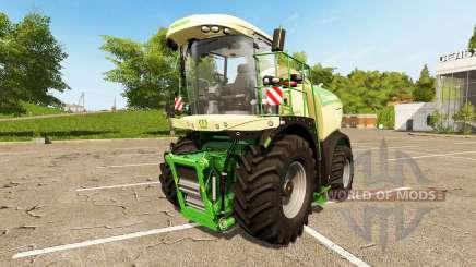 Krone BiG X 580 para Farming Simulator 2017