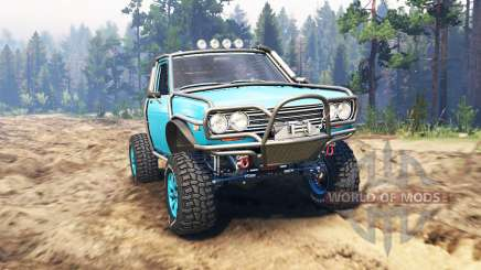 Datsun 510 Truggy BC para Spin Tires