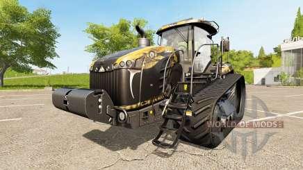 Challenger MT845E Field Python para Farming Simulator 2017