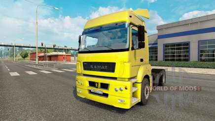 KamAZ-5490 para Euro Truck Simulator 2