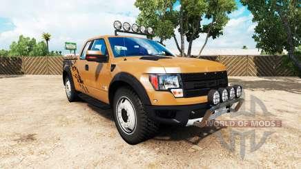 Ford F-150 SVT Raptor para American Truck Simulator
