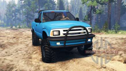 Chevrolet S-10 1994 para Spin Tires