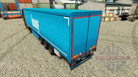 Skin Knauf on semi para Euro Truck Simulator 2