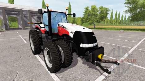 Case IH Magnum 340 CVX 25th anniversary para Farming Simulator 2017