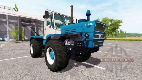 HTZ T-150K para Farming Simulator 2017