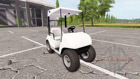 Coche de Golf para Farming Simulator 2017
