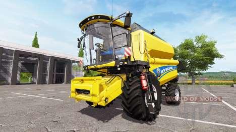 New Holland TC5.70 para Farming Simulator 2017