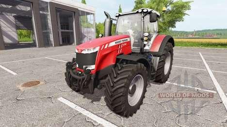 Massey Ferguson 8732 para Farming Simulator 2017