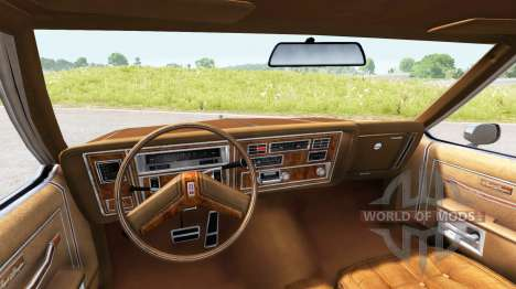 Oldsmobile Delta 88 Royale Brougham (3B-Y69) para BeamNG Drive