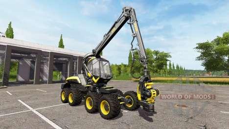 PONSSE ScorpionKing para Farming Simulator 2017