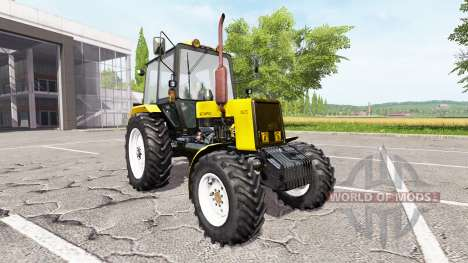 MTZ-Belarús 1025 v4.0 para Farming Simulator 2017