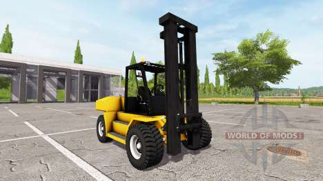 Komatsu EX50 para Farming Simulator 2017