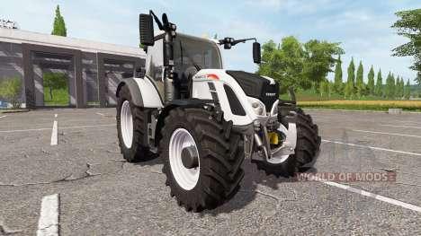 Fendt 735 Vario para Farming Simulator 2017