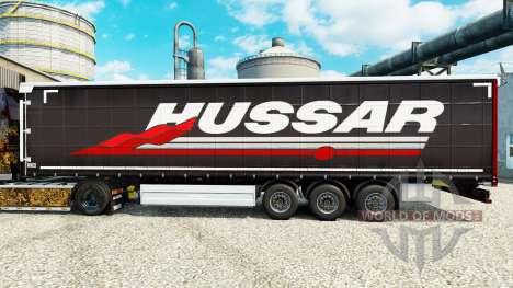 Húsar de la piel para remolques para Euro Truck Simulator 2