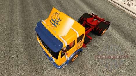 Mercedes-Benz 1632 para Euro Truck Simulator 2