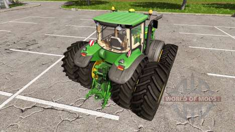 John Deere 8130 v2.0 para Farming Simulator 2017