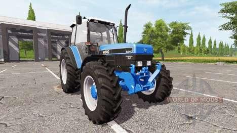 Ford 8340 para Farming Simulator 2017