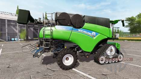 New Holland CR10.90 multicolor para Farming Simulator 2017