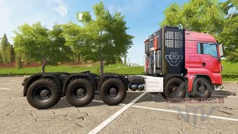 MAN TGS 18.440 10x6 para Farming Simulator 2017