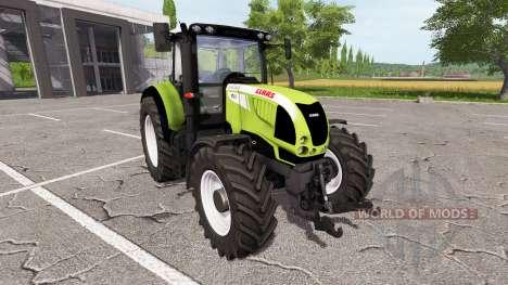 CLAAS Arion 620 v1.1 para Farming Simulator 2017
