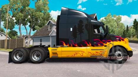 Nuevas llantas y neumáticos para American Truck Simulator