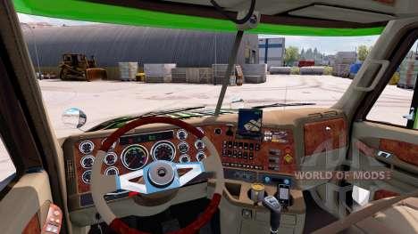 Freightliner Coronado modernization para American Truck Simulator