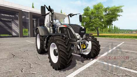 Fendt 720 Vario v1.1 para Farming Simulator 2017