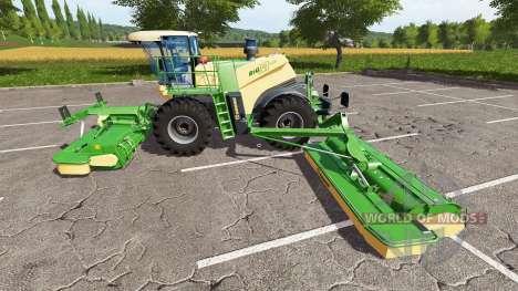 Krone BiG X 500 v2.2 para Farming Simulator 2017