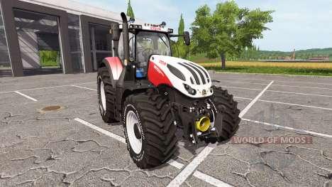 Steyr Terrus 6270 CVT ecotec v1.5 para Farming Simulator 2017