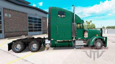 Freightliner Classic XL para American Truck Simulator