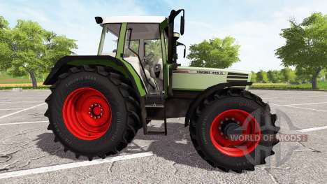 Fendt Favorit 515C Turbomatic para Farming Simulator 2017