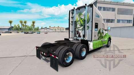 Piel de Dragón para camión Kenworth para American Truck Simulator