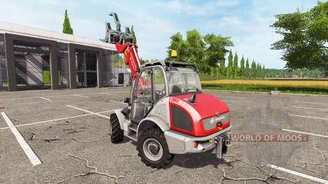 Weidemann 3080 CX 80T para Farming Simulator 2017