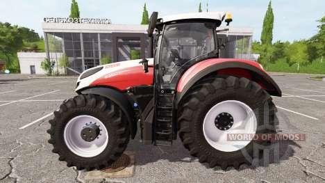 Steyr Terrus 6300 CVT ecotec v1.1 para Farming Simulator 2017