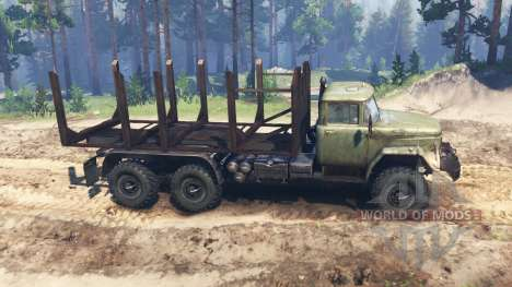 ZIL-131Н1 para Spin Tires