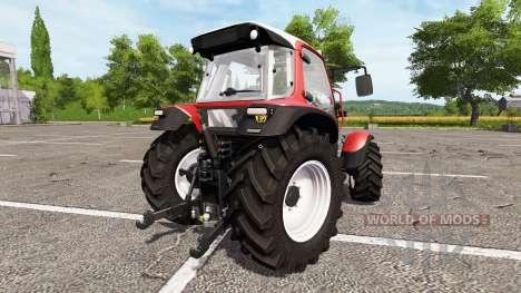 Lindner Lintrac 90 v1.1 para Farming Simulator 2017