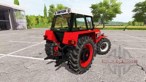 Zetor 12045 v0.5 para Farming Simulator 2017