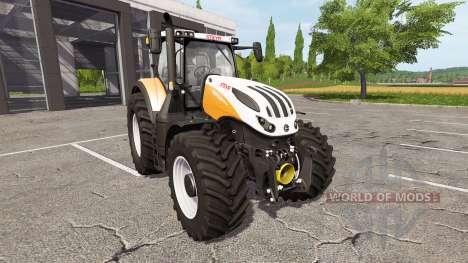 Steyr Terrus 6270 CVT v1.0.0.1 para Farming Simulator 2017