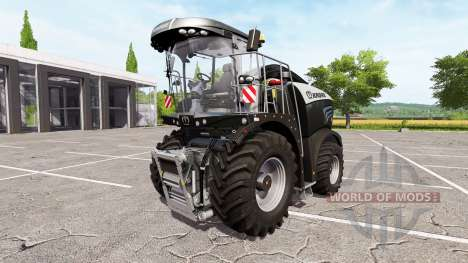Krone BiG X 580 limited edition v1.1 para Farming Simulator 2017