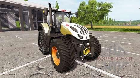 Steyr Terrus 6300 CVT v1.2 para Farming Simulator 2017