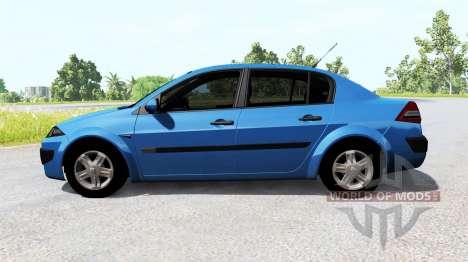 Renault Megane 2006 para BeamNG Drive