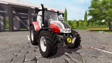Steyr Profi 4110 para Farming Simulator 2017